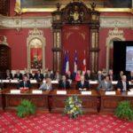 Signature de l'accord entre l'OIQ et la CTI