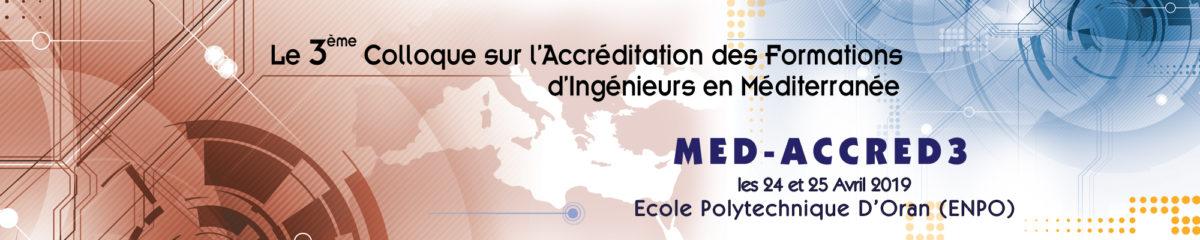 Retour sur le colloque sur l'accréditation des formations d'ingénieurs en Méditerranée (MED-ACCRED3)