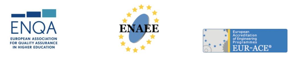 ENQA, ENAEE, EUR-ACE