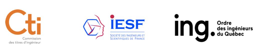 La CTI, IESF et l'OIQ signent un avenant à l'Arrangement de reconnaissance mutuelle France-Québec